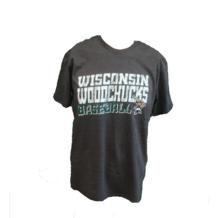 Boys Grey Woodchucks T-Shirt